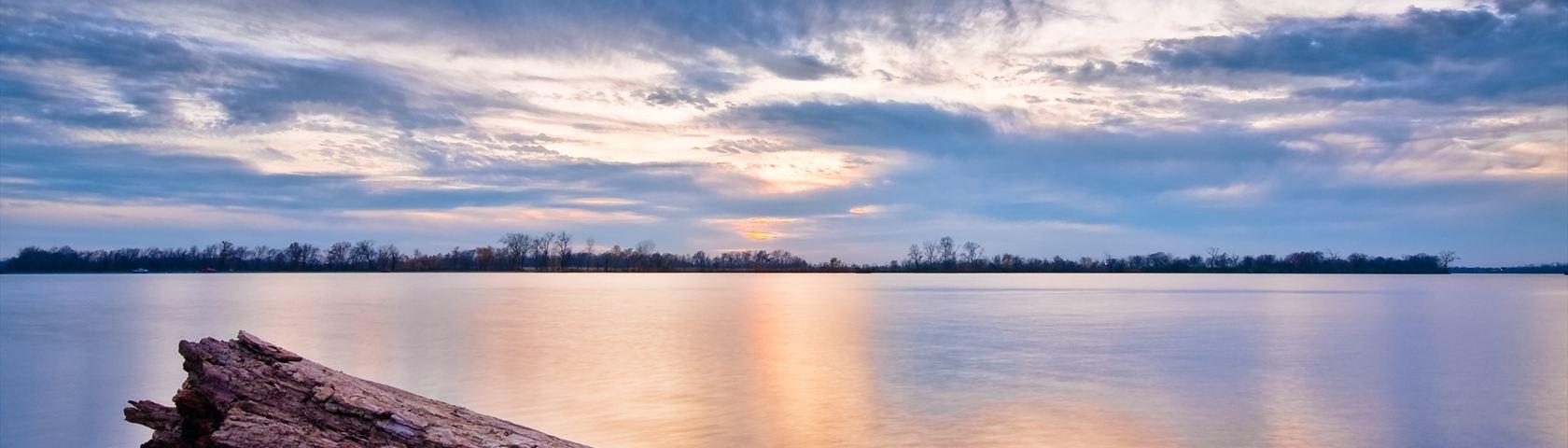 Watery Horizon