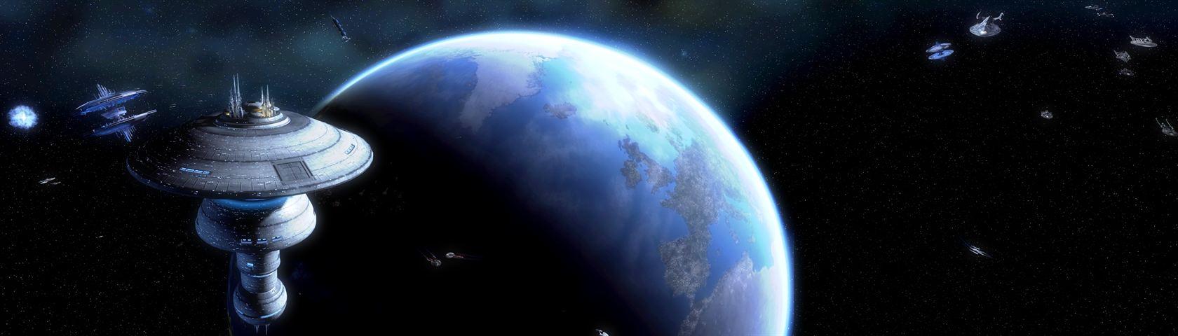 Star Trek Earth Space Dock