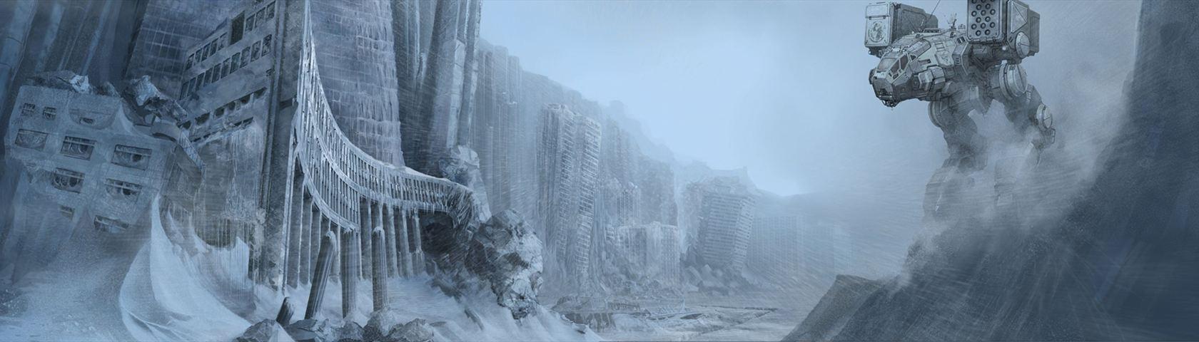 MechWarrior Frozen City