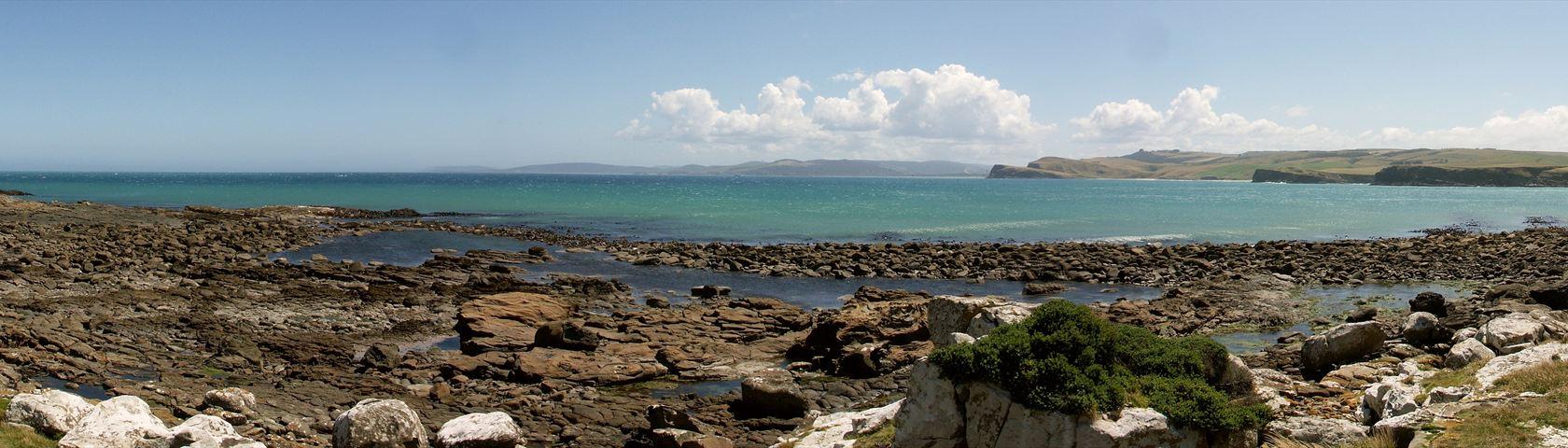 Catlins Coast Panorama