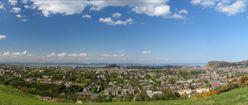 Blackford Hill looking North