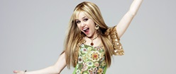 Miley Cyrus Blonde