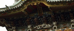 Japanese Temple Roofing